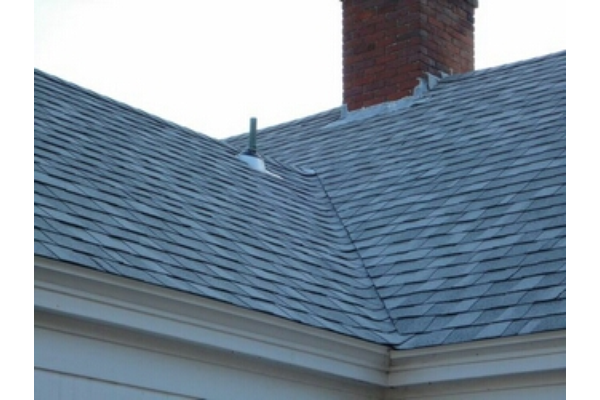 New Birchwood shingles